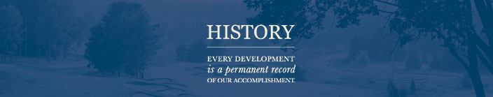 Pinnacle Development Group History : Every development is a permanent record of our accomplishment.